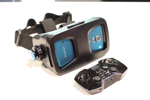 ImmersiON VRelia Virtual Reality Headset