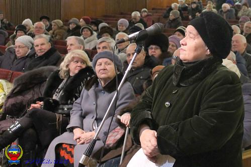 Конференция Светловодской городской организации Партии Пенсионеров Украины 28 января 2014 г. (23)