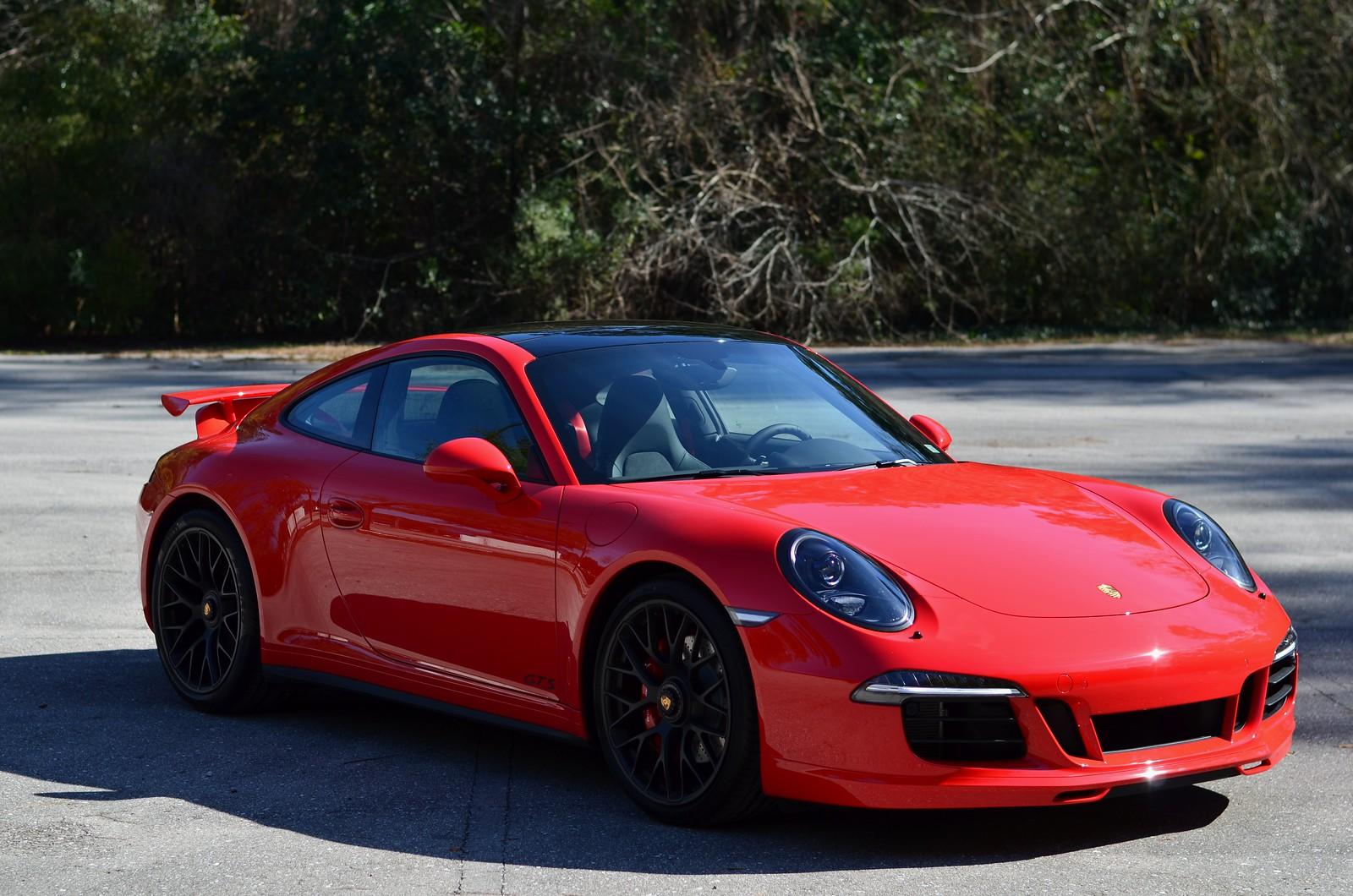 2015 911 Gts Coupe New Aerokit Cup Porsche Dealer In Fl