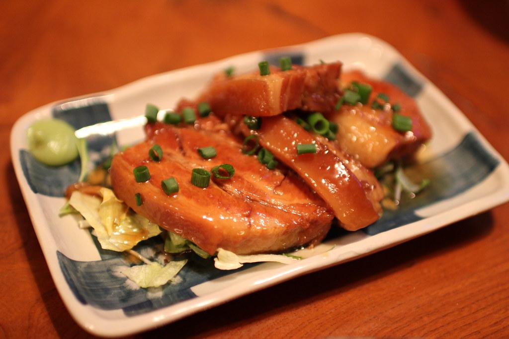 沖縄料理 琉央(リオ)_らふてー