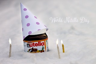 World Nutella Day - POTW6