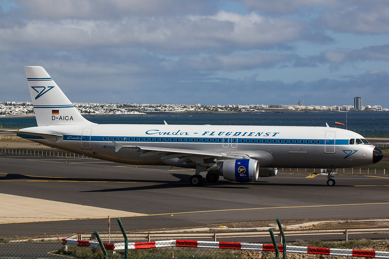Condor - A320 - D-AICA (4)