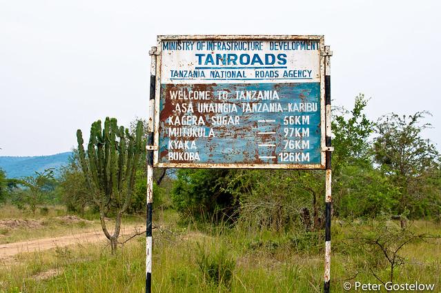 Re-entry to Tanzania
