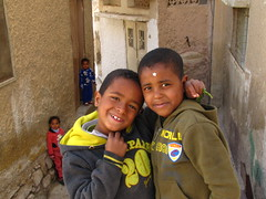 Kids in Karak