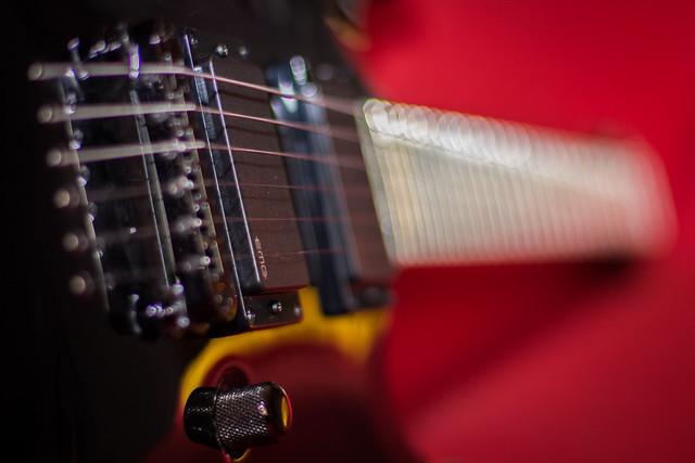 Photo:ESP Horizon guitar By L'Teigneux