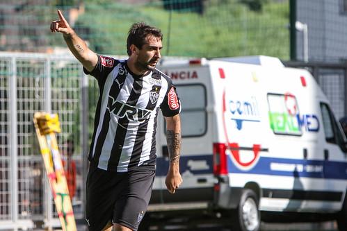 Atlético x Tupi 01.02.2015 - Campeonato Mineiro 2015