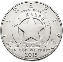US Marshals coin