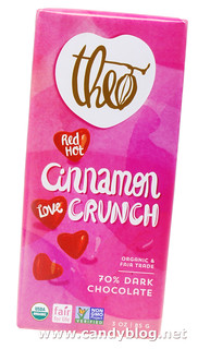 Theo Red Hot Cinnamon Love Crunch