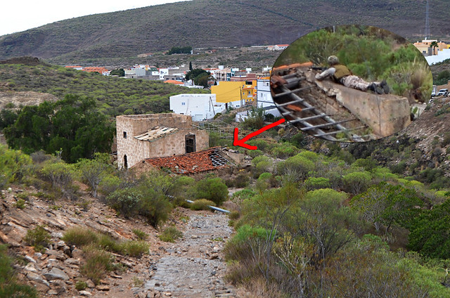 Sniper, Aldea Blanca, Tenerife
