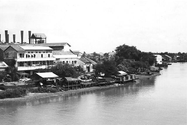 SAIGON 1965-66 - Nhà đèn Chợ Quán