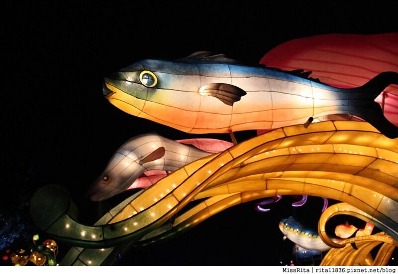 2015 台灣燈會 烏日燈會 台灣燈會烏日高鐵區 2015燈會主燈32