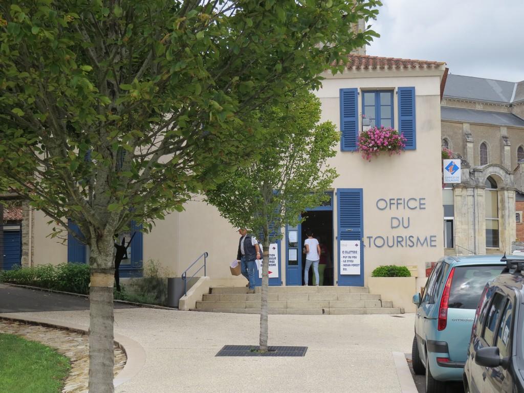 Office de tourisme de talmont saint hilaire accueil - Office du tourisme talmont saint hilaire ...