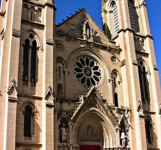 FRANCE - Provence, Nîmes , Kirche-Eglise St.Paul-Bummel  , 12505/4847