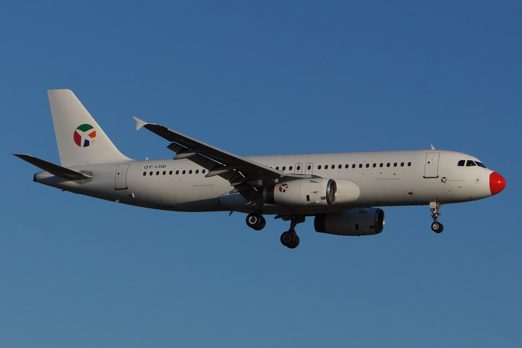 OY-LHD - A320 - Danish Air Transport
