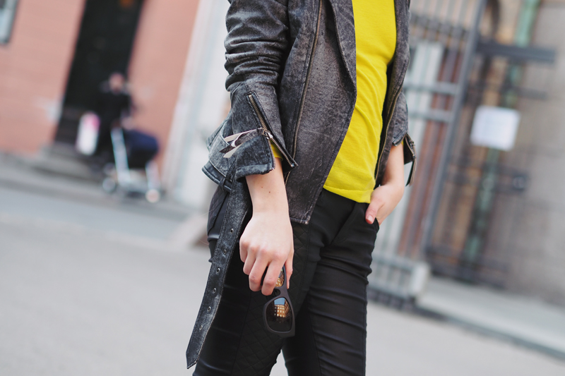 alexander wang H&M sunglasses