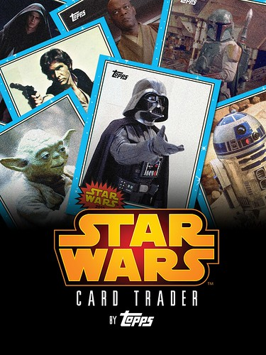Topps Star Wars Card Trader