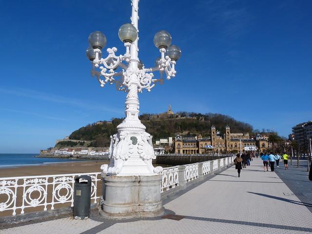 Introducción a San Sebastián, España