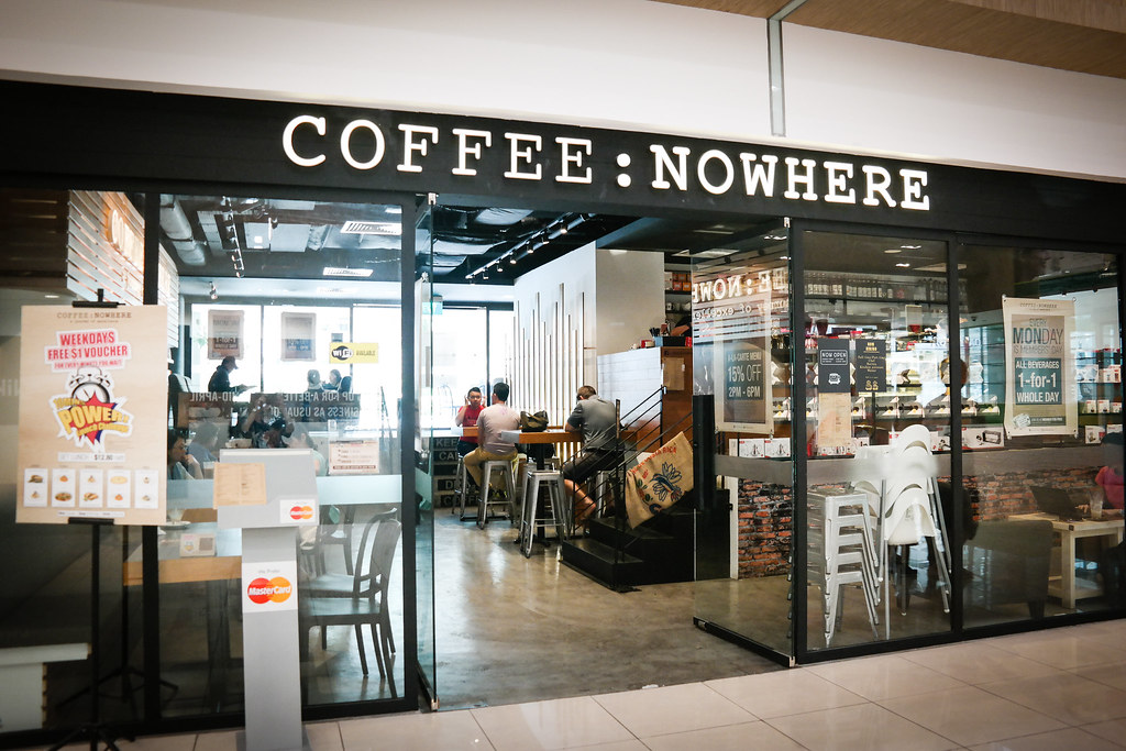 vwin体育Coffee:Nowhere: Exterior