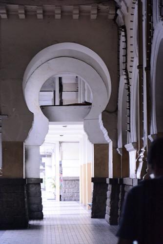 風格あるクアラルンプール駅