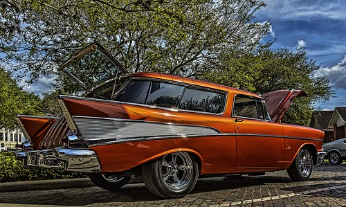 1957 Chevy Nomad Wagon