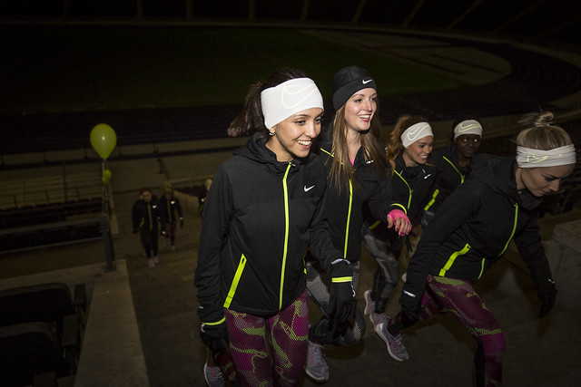 NIKE WOMEN'S 10 KM BERLIN - KICK OFF RUN + DINNER_014