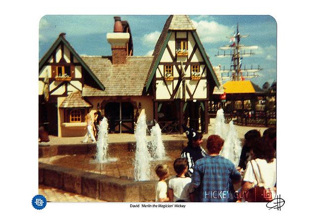 Wonderland - Merlin the Magician #17