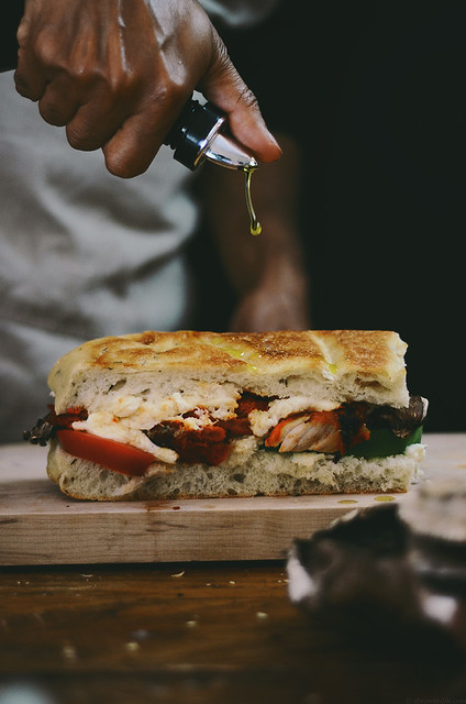 Tandoori Chicken Melts | A Brown Table