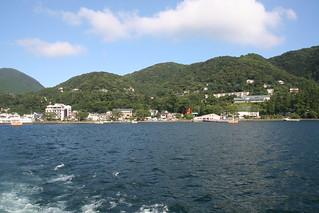 Lake Ashi  芦ノ湖