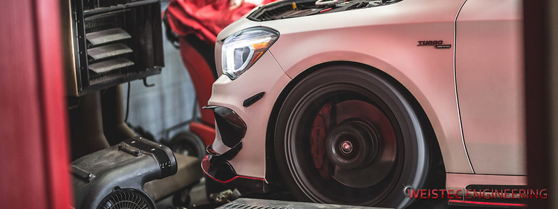 Excelerate performance weistec engineering m133 cla power for Precision motor cars branford ct