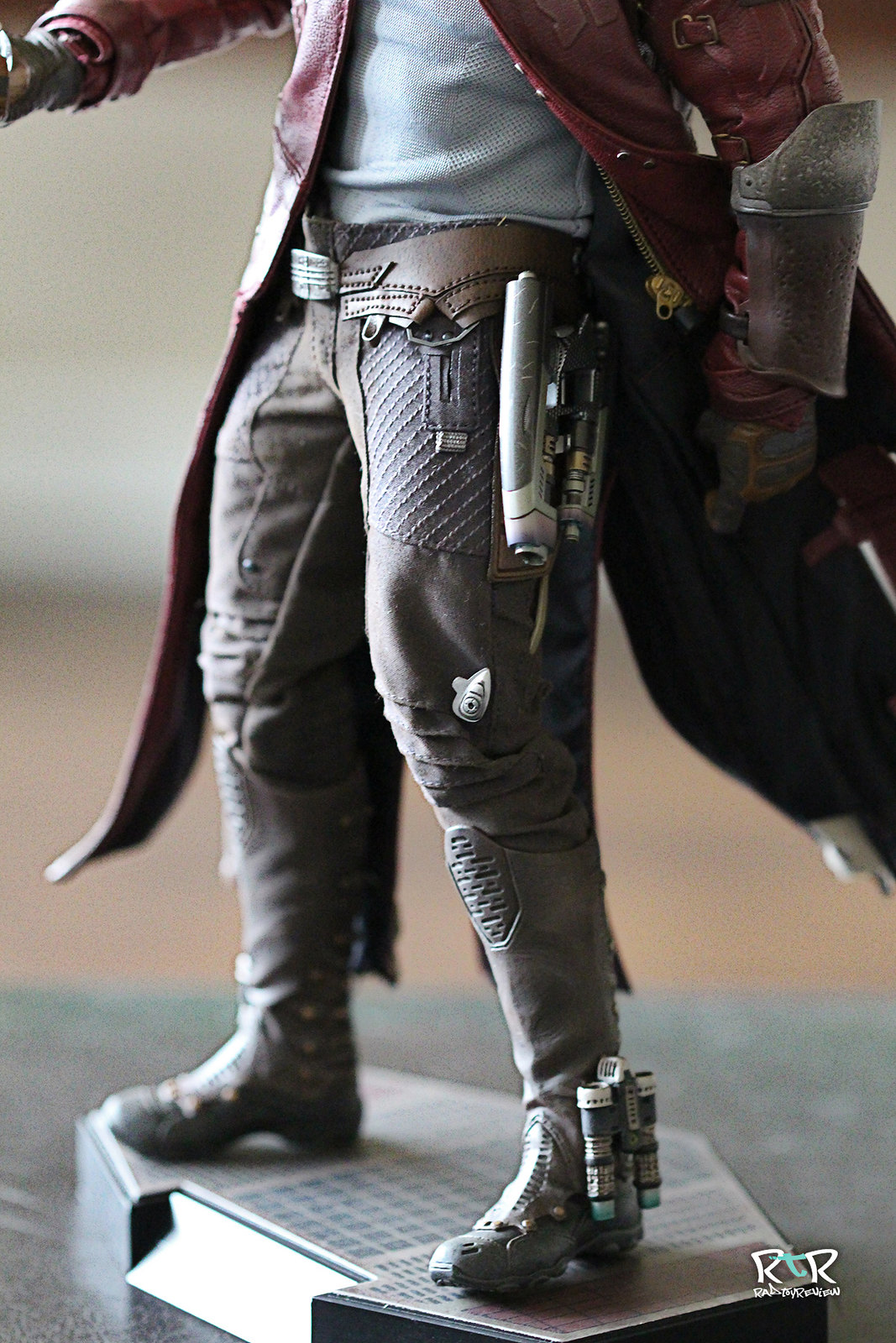 Hot Toys Star Lord Guardians Of The Galaxy Rad Toy
