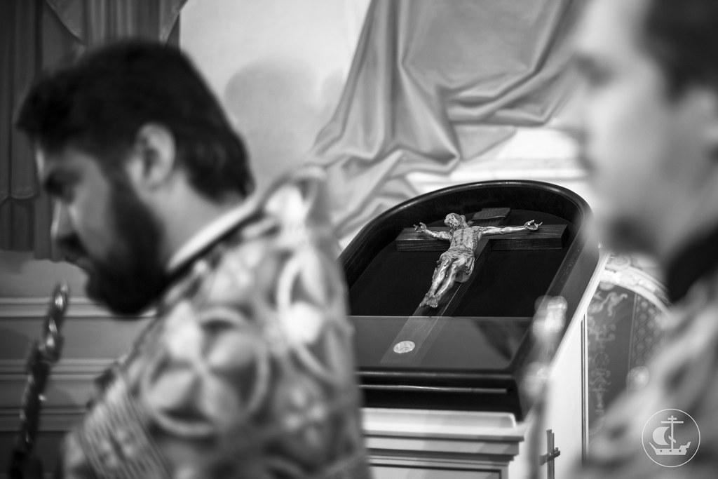 21-22 марта 2015, Неделя 4-я Великого поста. Прп. Иоанна Лествичника / 21-22 March 2015, Fourth Sunday of Great Lent. Commemoration of St. John Climacus