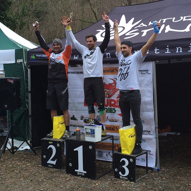 chay podium welsh enduro 1