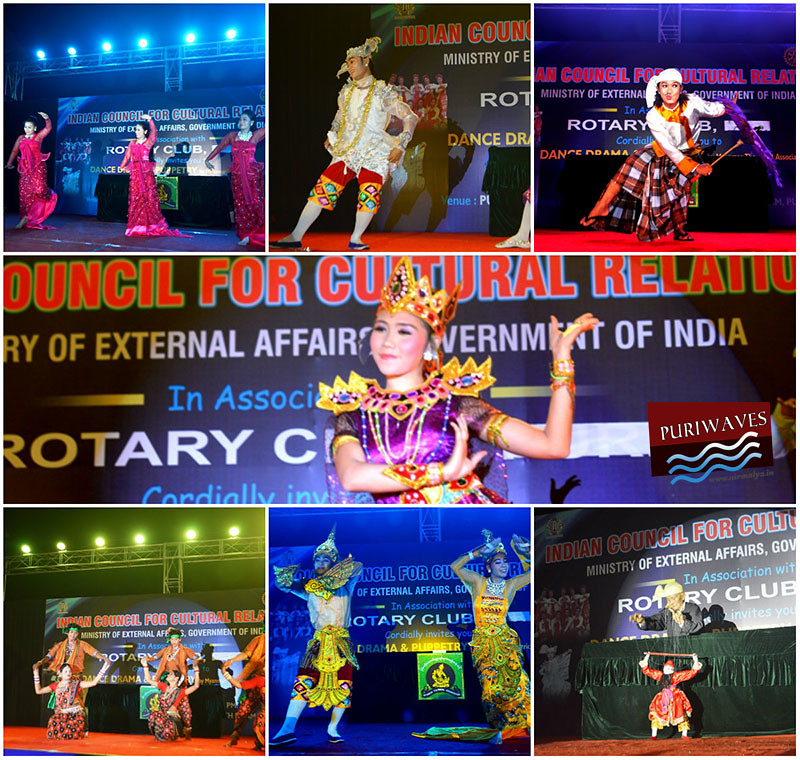 Dance Drama & Puppetry cultural event organised by Rotary Club of Shri Jagannath Dhama