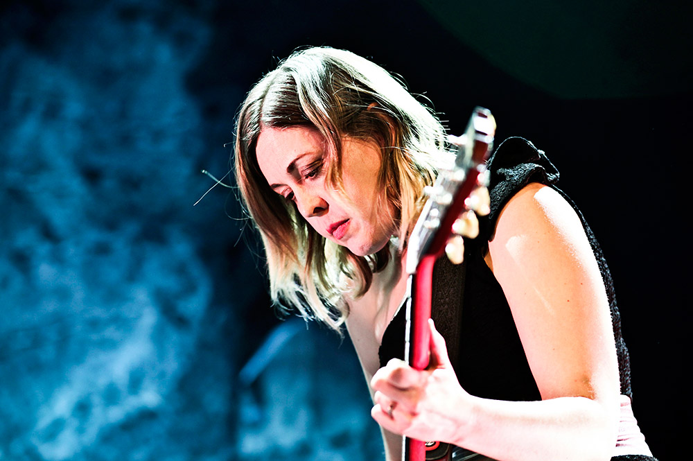 Sleater Kinney @ Roundhouse, London 23/03/15