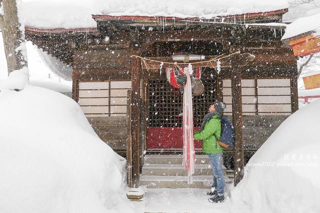 20150214米澤雪燈籠-04米澤市區-1260408