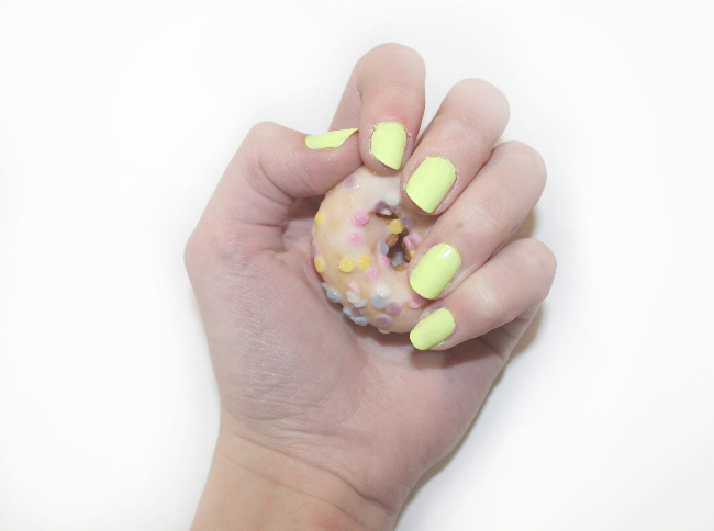 key lime twist orly sugar high spring 2015 collection via lovebirds vintage