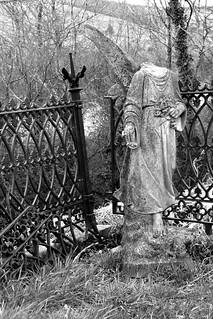 A Fallen Angel's Broken Wings