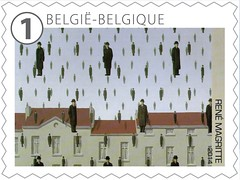 15 MAGRITTE timbre D
