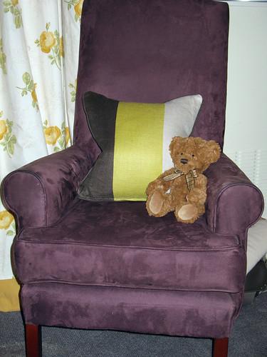 A Room with a Bear