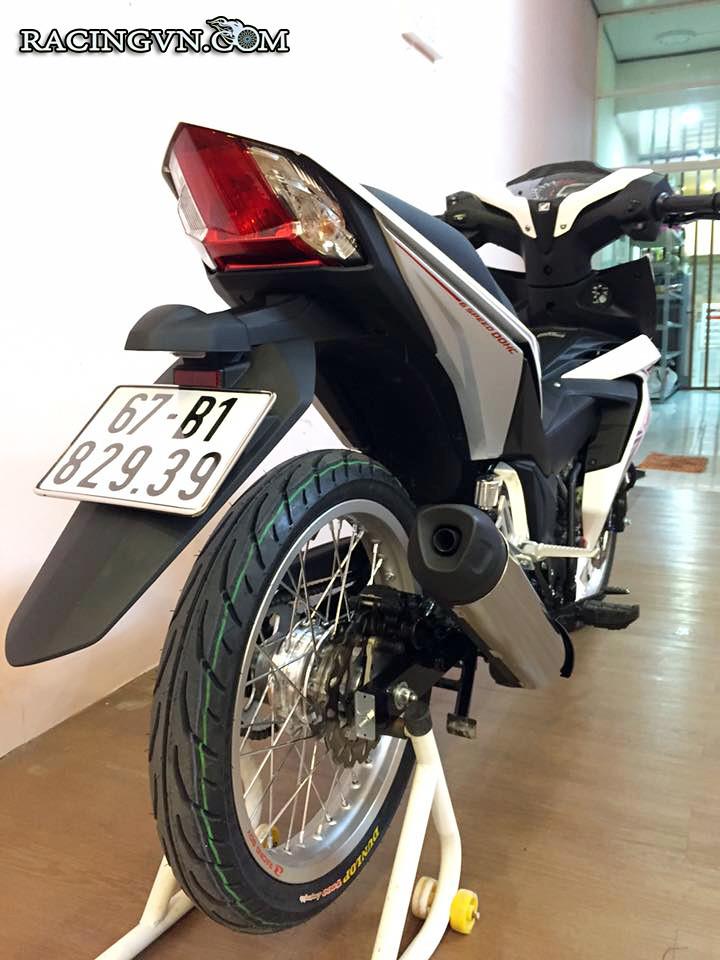 Honda Winner 150 độ bánh căm đầu tiên tại Việt Nam 7