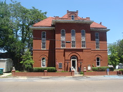 Old Jail of 1907---Macon, Ms.---NRHP
