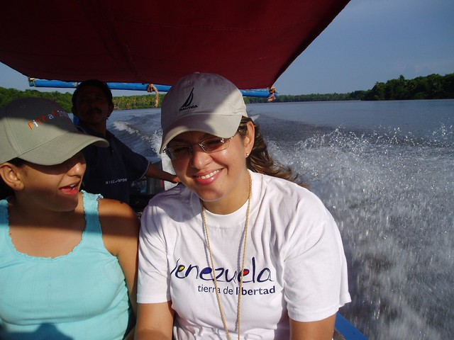 Venezuela - Estado de Zula - Laguna de Sinamaica