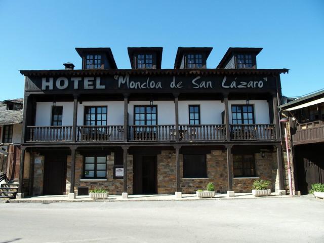 En el Camino de Santiago. / Dans le Camino de Santiago.