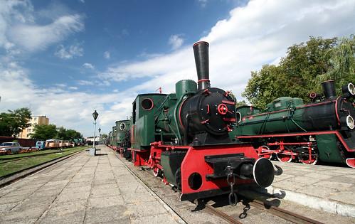 station museum train transport engine rail railway steam transportation rails gauge narrow pkp 2016 kolejka sochaczew sochaszew
