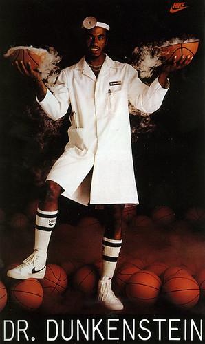 Nike Ad. Circa 1985.