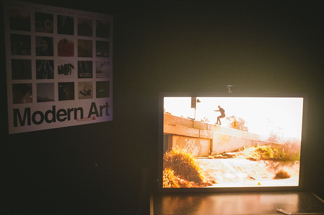 AMBIG's Modern Art Premier @ The Observatory