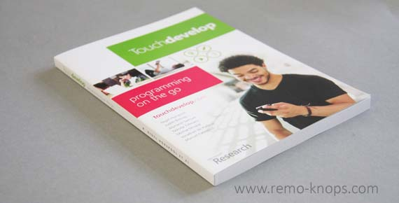 TouchDevelop Programming on the go - Book Review 4172
