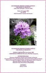 premio orchidea d'argento