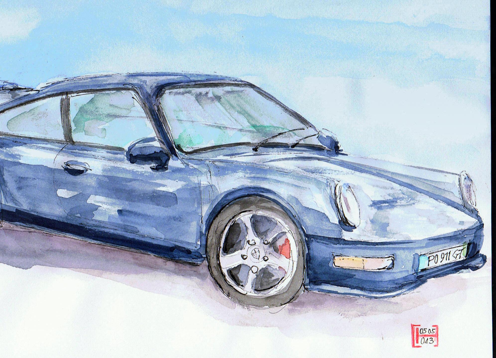 PORSCHE 964 GT3