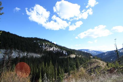 Looking back to Idaho